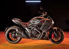 Ducati Diavel znáte. Ale v dieselovém provedení?