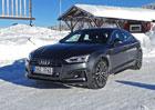 Audi A5 Sportback má fantastický podvozek! Vyzkoušeli jsme jej v Domově quattro