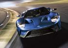 Ford GT konečně odhalil technická data. Na okruhu rozdrtil McLaren i Ferrari!