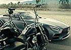 Video: Easy Rider - Mercedes-AMG GT Roadster v reklamě pro Super Bowl