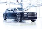 Konec krále luxusu: Rolls-Royce ukončuje výrobu Phantomu. Kdy dorazí nástupce?