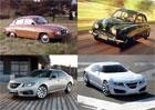 Padlé legendy: Saab – Vleklý konec výrobce aut pro architekty