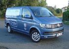 VW Transporter T6 Van 2.0 TDI BMT: Na spotřebu