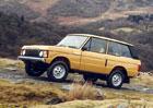 Land Rover Classic vrací k životu první generaci modelu Range Rover