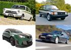 Lotus umí i ostré sedany a hatchbacky. Podívejte se, jaké!