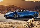 Pagani Huayra Roadster: 774 koní pod otevřeným nebem