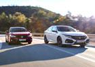 Řídili jsme Hondu Civic X: Jak fungují nové motory? A proč nám připomínají zlatou dobu atmosfér?