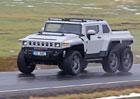 Burekone Bureko 6x6 3.0 SDV6: Testujeme český Hummer!