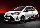Ostrá Toyota Yaris má jméno i motor