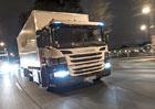 Scania a Paříž hledají alternativu k dieselu (+video)