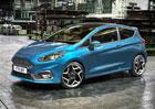 Ford Fiesta ST nabídne 200 koní. Bude to ale tříválec! S vypínáním jednoho válce...