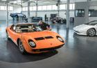 Lamborghini PoloStorico: Restaurátorská divize má nové sídlo