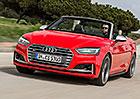 Audi A5 Cabriolet nemá daleko k dokonalosti. S5 jede skvěle, ale co diesel? (+videa)