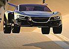 Saab AiroX: Líbil by se vám autonomní supersport ze Švédska?