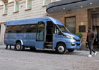 Iveco Daily Minibus Euro 6: Více komfortu