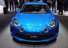 Alpine po sportovním kupé A110 do dvou let uvede SUV