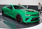 Chevrolet Camaro Track Concept má být atraktivní univerzál