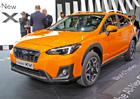 Subaru XV: Podoba čistě záměrná