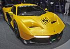 Fittipaldi EF7 Vision Gran Turismo by Pininfarina nabízí skutečné i virtuální svezení