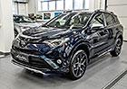 Toyota RAV4 Selection: Více stylu a luxusu pro japonské SUV