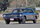 Ford Mustang: Nejstarší hardtop, možná druhý postavený kus, půjde do aukce