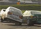 Video: Nejlepší závěr závodu? BTCC Silverstone 1992!