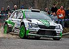 Valašská rallye po 1. etapě - Kopecký s přehledem vede