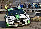 Finiš Valašské rallye 2017 - Kopecký byl suverénní