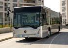 Bezpečnost Mercedes-Benz Conecto: Kontrola zalomení