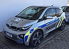 Policie bude jezdit v elektromobilech BMW i3. Prý dočasně...