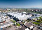 Výrobní haly Continental Barum: Navýšení kapacity