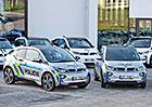 Policie si převzala 11 BMW i3. Kde budou elektromobily sloužit a proč nemají majáky?
