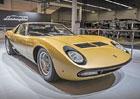 Tovární divize PoloStorico zrestaurovala nádherné Lamborghini Miura SV