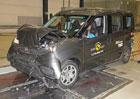 Euro NCAP 2017: Fiat Doblò – Tři hvězdy příliš nepotěší