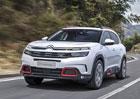 Jak se vám líbí nové SUV Citroën C5 Aircross? Za rok ho uvidíme i v Evropě