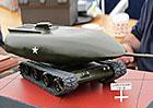 Chrysler TV-8 (1950-1956): Toto byl tank s atomovým pohonem!