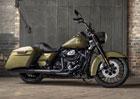 Výrobci motocyklů Harley-Davidson klesl zisk o čtvrtinu