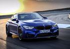 BMW M4 CS: Nový vrchol zrychlí na stovku za méně než 4 sekundy
