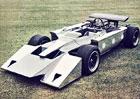 Cosworth postavil vlastní monopost formule 1. Vypadal zvláštně a byla to čtyřkolka!