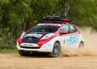 Z Nissanu Leaf je rallyeový speciál!