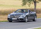 Mercedes-Benz asi zařízne roadster SLC