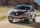 Renault Kadjar u nás dostal nový motor. Má 120 kW a jezdí za šest litrů