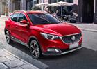 MG XS je nové britsko-čínské SUV. Prodávat se začne ještě letos