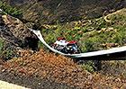 Video: Takhle se odehrála těžká nehoda Jana Černého na Rallye Kanárské ostrovy