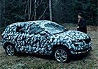 Nová Škoda Karoq na dalším videu. Jako lov na yetiho!