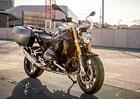 BMW R 1200 R Black Edition: Německý elegán pro slunnou Itálii