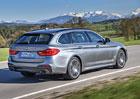 Poprvé za volantem nového BMW 5 Touring. Je tak dobré jako sedan?