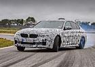 Nové BMW M5: Zadokolka, nebo čtyřkolka stiskem tlačítka