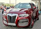 A cenu za nejnevkusnější úpravu BMW X6 získává... Alligator Excalibur