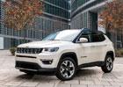 Nový Jeep Compass odhaluje české ceny. Konkurent Karoqa zatím nabízí dva motory